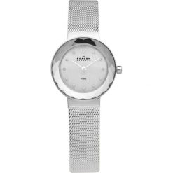 Zegarki damskie: Zegarek damski Skagen White Label 456SSS