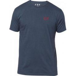 FOX T-Shirt Męski Service Premium Xl Ciemnoniebieski. Szare t-shirty męskie marki FOX, z bawełny. Za 117,00 zł.