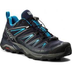 Buty trekkingowe męskie: Salomon Buty męskie X Ultra 3 GTX Graphite/Night Sky r. 45 1/3 (402423)