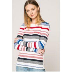 Swetry klasyczne damskie: Tommy Jeans – Sweter