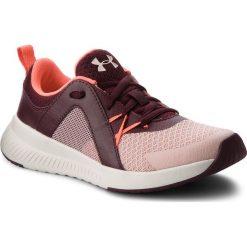 Buty UNDER ARMOUR - Ua W Intent Tr 3020243-601 Pnk. Czerwone buty do biegania damskie marki Under Armour, z materiału. W wyprzedaży za 189,00 zł.