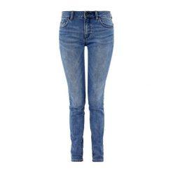 S.Oliver Jeansy Damskie Superskinny 42/32 Niebieskie. Niebieskie jeansy damskie S.Oliver. W wyprzedaży za 169,00 zł.