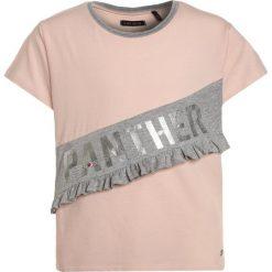 T-shirty chłopięce z nadrukiem: IKKS TEE  Tshirt z nadrukiem rose poudre
