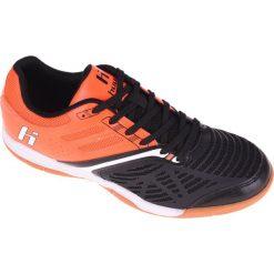 Buty skate męskie: Huari Buty męskie LUIS black/orange/white r. 45
