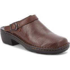 Chodaki damskie: Klapki JOSEF SEIBEL - Betsy 95920 23 300 Brandy