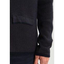 DRYKORN SERGIO Marynarka blau. Niebieskie kardigany męskie marki DRYKORN, z bawełny. W wyprzedaży za 566,10 zł.