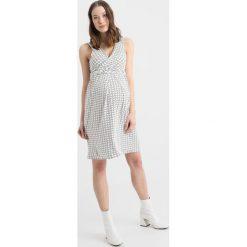 Sukienki hiszpanki: Envie de Fraise AMAYA TANK Sukienka letnia off white/black