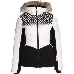 Icepeak CHARLIE Kurtka narciarska optic white. Białe kurtki damskie Icepeak, z materiału, narciarskie. W wyprzedaży za 535,20 zł.