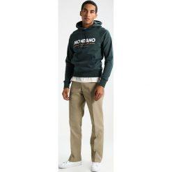 Swetry damskie: Wood Wood RAFFI Bluza z kapturem dark green
