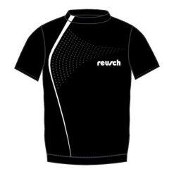 Bejsbolówki męskie: REUSCH Bluza Rebel Shortsleeve czarna r. S (19025)
