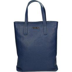 Torba - 101-114-O D B. Szare torebki klasyczne damskie Venezia, ze skóry. Za 299,00 zł.