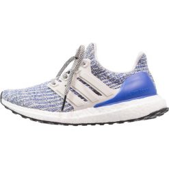 Adidas Performance ULTRABOOST  Obuwie do biegania treningowe chalk white/chalk pearl/carbon. Białe buty sportowe chłopięce adidas Performance, z materiału. W wyprzedaży za 356,95 zł.