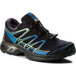 Buty sportowe damskie: Buty SALOMON - Wings Flyte 2 Gtx GORE-TEX 400708 29 W0 Night Sky/Snorkel Blue/Graphite