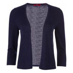 Swetry klasyczne damskie: S.Oliver Sweter Damski 36 Ciemnoniebieski