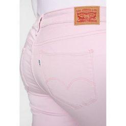 Rurki damskie: Levi's® Plus PL SHAPING CAPRI Jeansy Slim Fit light lilac