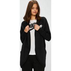 Nike Sportswear - Bluza. Czarne bluzy z kieszeniami damskie marki Only Play, l, z bawełny, bez kaptura. Za 279,90 zł.