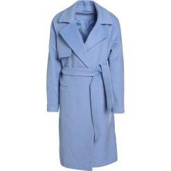 Płaszcze damskie pastelowe: 2nd Day Płaszcz wełniany /Płaszcz klasyczny hydra