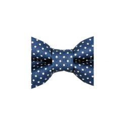 Mucha gotowa bowstyle. Niebieskie muchy męskie Bowstyle, z tkaniny. Za 75,00 zł.