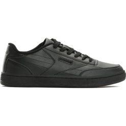 Czarne Buty Sportowe Tenacious. Czarne buty skate męskie Born2be, na sznurówki. Za 79,99 zł.