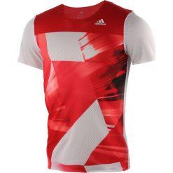 T-shirty męskie: koszulka do biegania męska ADIDAS ADIZERO SHORT SLEEVE TEE / S93581