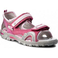Sandały dziewczęce: Sandały BARTEK – 39113/0R9 Różowy