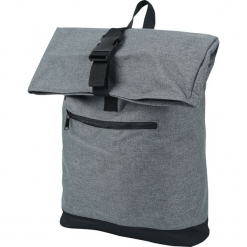 BagBase Bag Base Roll-Top Backpack Plecak szary. Szare plecaki męskie marki BagBase. Za 121,90 zł.