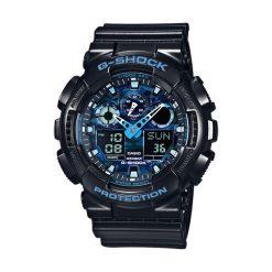 Zegarki męskie: Zegarek męski Casio G-Shock Special Color GA-100CB-1AER