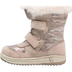 Fullstop. Śniegowce beige. Szare buty zimowe damskie marki fullstop., z materiału. W wyprzedaży za 161,85 zł.