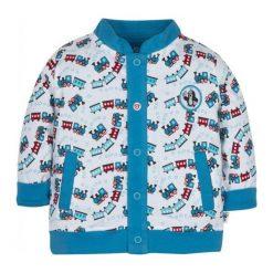 G-Mini Chłopięcy Sweterek Krecik 56 Niebieski. Niebieskie swetry chłopięce G-Mini, z bawełny. Za 69,00 zł.