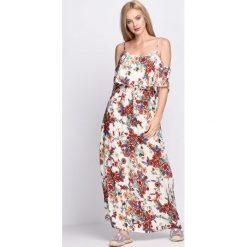 Sukienki: Kremowa Sukienka The Pacific