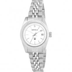 Zegarek kwarcowy w kolorze srebrno-białym. Szare, analogowe zegarki damskie Esprit Watches, ze stali. W wyprzedaży za 181,95 zł.