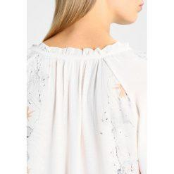 Bluzki asymetryczne: Soyaconcept FLORRA  Bluzka off white combi