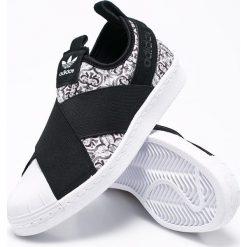 Adidas Originals - Buty Superstar Slip On. Szare trampki damskie adidas superstar marki adidas Originals, z gumy. W wyprzedaży za 339,90 zł.