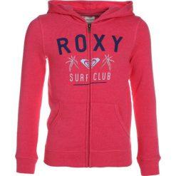 Roxy THE ENDLESS ROUND Bluza rozpinana rouge red. Czerwone bluzy dziewczęce rozpinane marki Roxy, z bawełny. W wyprzedaży za 152,10 zł.