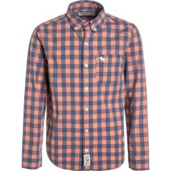 Abercrombie & Fitch CORE Koszula light orange. Niebieskie bluzki dziewczęce bawełniane marki Abercrombie & Fitch. Za 149,00 zł.