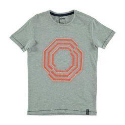"""T-shirty chłopięce z nadrukiem: Koszulka """"Nonsense"""" w kolorze szarym"""