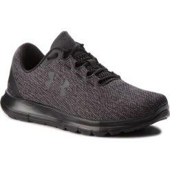 Buty UNDER ARMOUR - Ua Remix 3020193-005 Blk. Czarne buty do biegania męskie marki Under Armour, z materiału. W wyprzedaży za 209,00 zł.