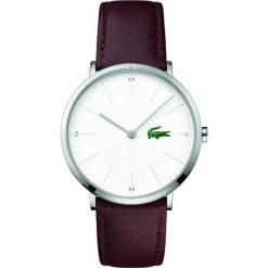 Lacoste - Zegarek 2010872. Szare zegarki męskie Lacoste, szklane. Za 699,90 zł.