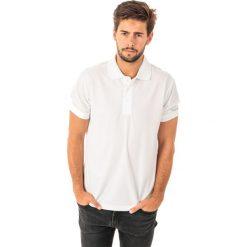 Koszulki polo: Craft Koszulka męska Polo Pique biała r. M (192466-1900)
