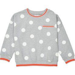Bluzy dziewczęce: Bluza w groszki, 3-12 lat