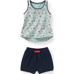 Piżama szorty z jersey 2-12lat. Szare bielizna dziewczęca La Redoute Collections, z dżerseju. Za 54,56 zł.