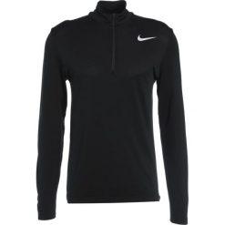 Swetry klasyczne męskie: Nike Golf DRY SEAMLESS Sweter black/dark grey/silver