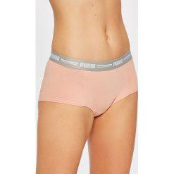 Puma - Figi (2-Pack). Różowe figi Puma, s, z bawełny. W wyprzedaży za 59,90 zł.