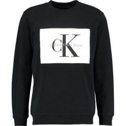 Bejsbolówki męskie: Calvin Klein Jeans HOTORO REGULAR FIT Bluza ck black