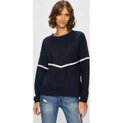 Jacqueline de Yong - Bluza. Czarne bluzy z nadrukiem damskie marki Jacqueline de Yong, l, z dzianiny. Za 89,90 zł.