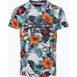 Superdry - T-shirt męski, czarny. Czarne t-shirty męskie Superdry, l. Za 149,95 zł.