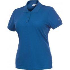 Bluzki asymetryczne: Craft Koszulka damska Polo Shirt Pique Classic Niebieska r. L (192467-1336-)