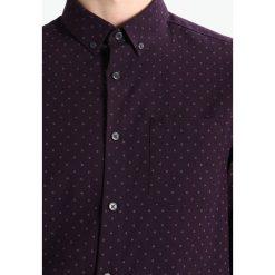 Koszule męskie na spinki: Burton Menswear London BRUSHED BASE GEO PRINT Koszula bur