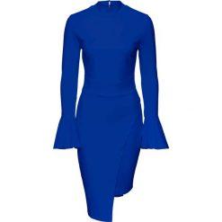 Sukienki hiszpanki: Sukienka bonprix niebieski
