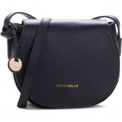 Torebka COCCINELLE - DF8 Clementine Soft E1 DF8 15 02 01 Bleu B11. Niebieskie torebki klasyczne damskie Coccinelle, ze skóry. Za 999,90 zł.